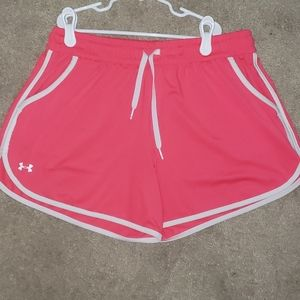 Under Armour Heat Gear Shorts Medium Womens
